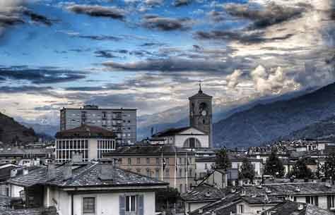 Lube Official Store Castione Andevenno Sondrio